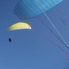 Paraglider im Zillertal