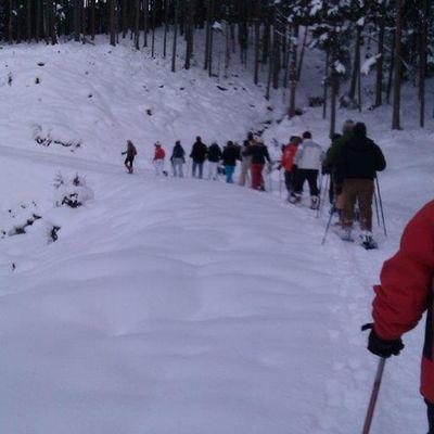 Schneeschuhwandern im Zillertal