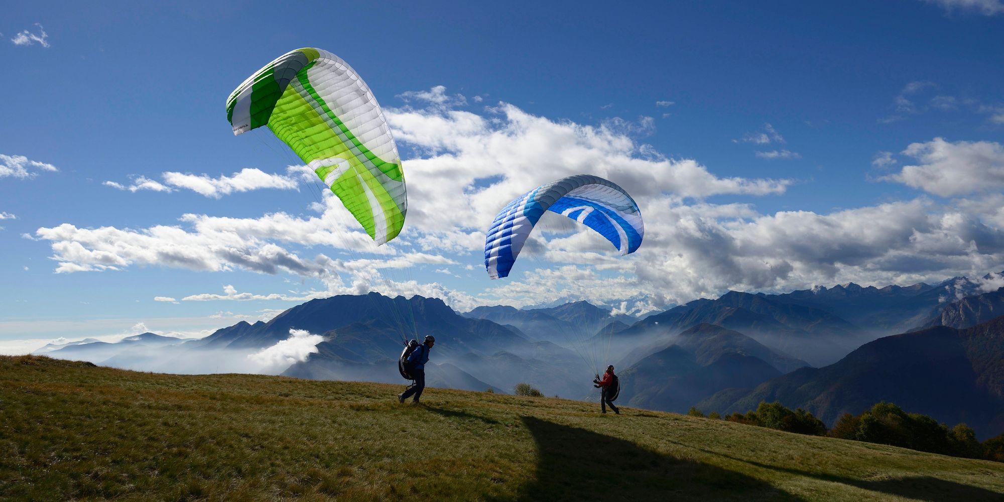 Flugschule im Zillertal
