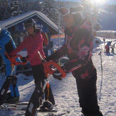 Skitrike Start