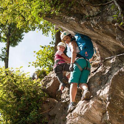 Klettersteig Zillertal